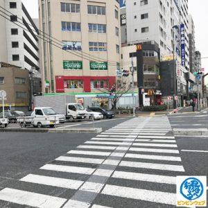 大関横丁交差点