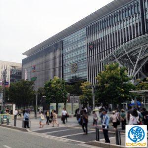 JR博多駅の外観